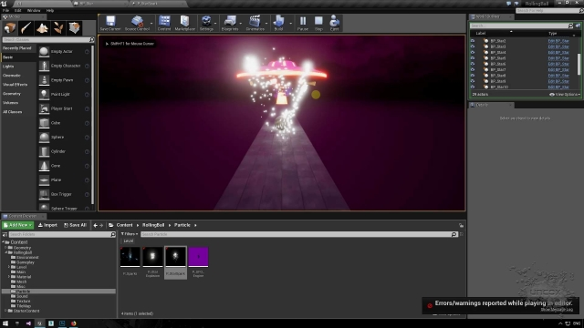 04-more-particle-explosion-rolling-ball-game-ue4