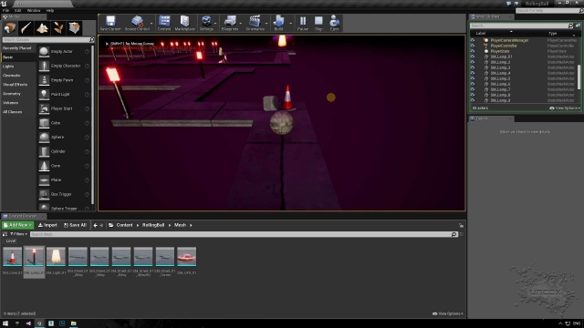 05-using-street-system-to-enhance-levels-in-ue4-rolling-ball-game