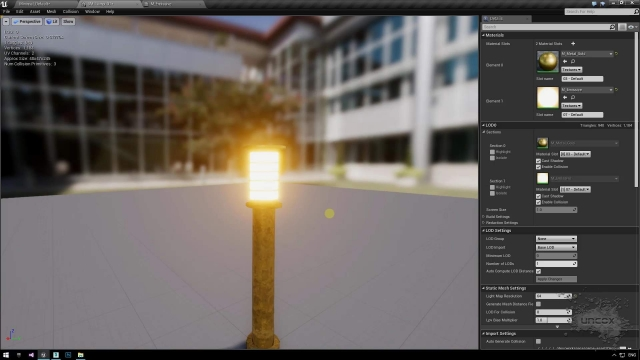 10-street-lamp-ue4-with-material